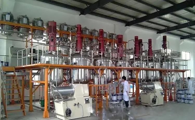 coating making machine